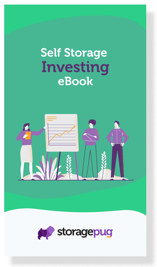 Self Storage Investing Playbook eBook - 2021 - Cover