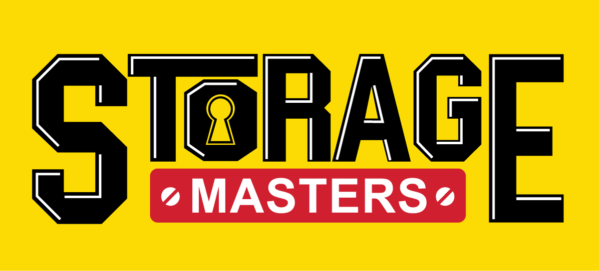 Logo for Storage Masters, click to go home